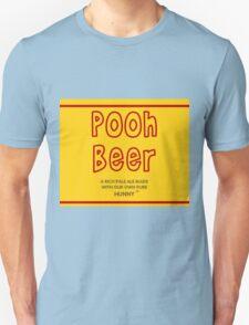 Pooh Beer Unisex T-Shirt