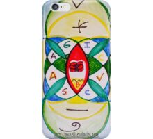 Mandalover Design #2 iPhone Case/Skin