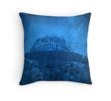 Thunderbolt Throw Pillow