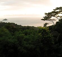 Manuel Antonio, Costa Rica, Panoramic by Sophie Gonin
