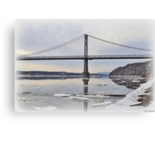 Chilly Span Canvas Print