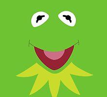 Kermit by RebeccaMcGoran