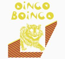 Oingo Boingo cat Kids Clothes