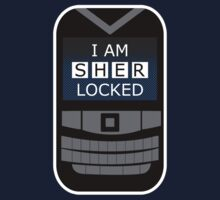 Sherlocked Phone by teecollection