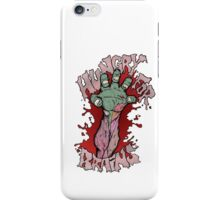 Hungry for Brains iPhone Case/Skin