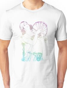 Alphonse Mucha Goddess Art Unisex T-Shirt