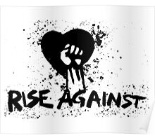 Rise Against Poster