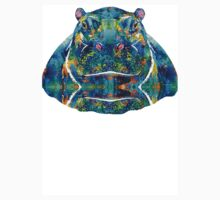Hippopotamus Art - Happy Hippo - By Sharon Cummings Kids Clothes
