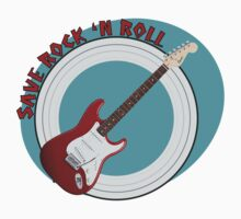 Save Rock 'n Roll Kids Clothes