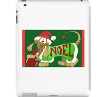 Noel Doxie iPad Case/Skin