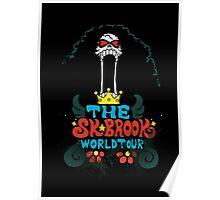 Musician World Tour Poster