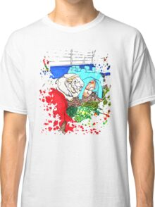 Guinea Pigs in a cage Classic T-Shirt