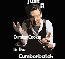 Are you a CumberCookie? by Lauri Wohlscheid