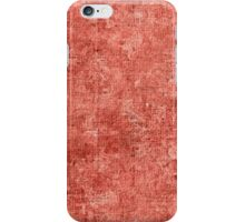 Desert Flower Oil Painting Color Accent iPhone Case/Skin