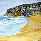 """Big Sur"" by Kathy Mays by CoastalCarolina"