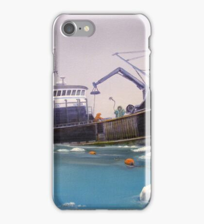 F/v Time Bandit iPhone Case/Skin