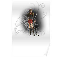 Final Fantasy Type-0 - Seven Poster