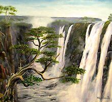 Victoria Falls Zimbabwe by Wayne2015
