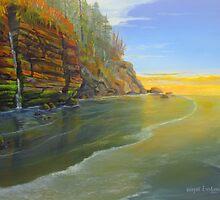 Mystic Beach by Wayne2015