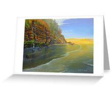 Mystic Beach Greeting Card