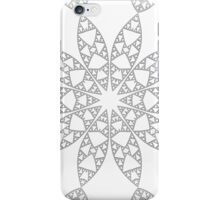 Purity - Silver Star iPhone Case/Skin