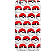 Pokemon Pokeball iPhone Case/Skin