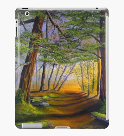 Morning Stroll iPad Case/Skin
