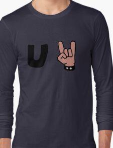 U Rock Long Sleeve T-Shirt