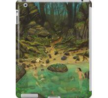 Skinny River Dip iPad Case/Skin