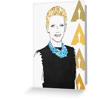 Cate Greeting Card