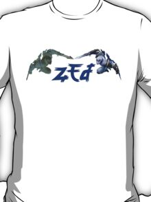Who are Zed ? T-Shirt