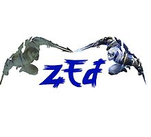 Who are Zed ? by YourD3SiGn3r