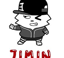 BTS - Jimin Hiphop Monster by chaixing