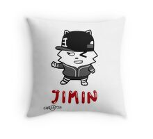 BTS - Jimin Hiphop Monster Throw Pillow