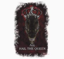 ALL HAIL THE QUEEN  by ChaozTheory