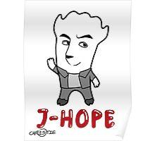 BTS - J-Hope Hiphop Monster Poster
