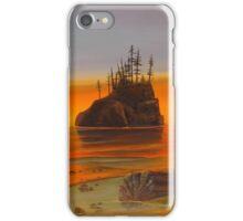 West Coast Sunset iPhone Case/Skin