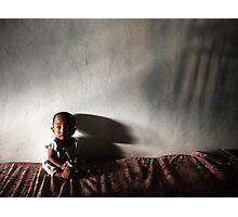 a little buddha Photographic Print