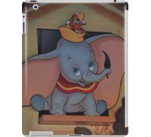 Disney Dumbo Baby Elephant Disney Magic Feather Character iPad Case/Skin