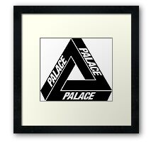 PALACE Framed Print