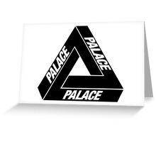 PALACE Greeting Card