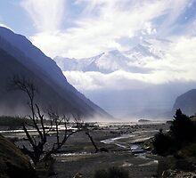 Kali Gandaki by John Nutley