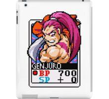 Genjuro iPad Case/Skin