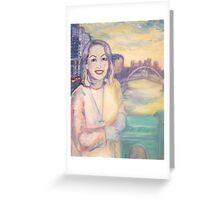ME -  9 out of 10 Greeting Card