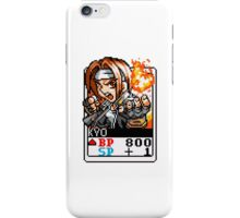 Kyo iPhone Case/Skin