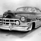 1950 Cadillac by John Harding