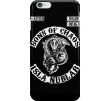 Sons of Chaos iPhone Case/Skin