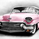 Pink Cadillac by John Harding