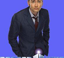 Doctor Who-Ten by Senpai