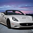 2011 Ferrari California '3Q Pass Side' by DaveKoontz
